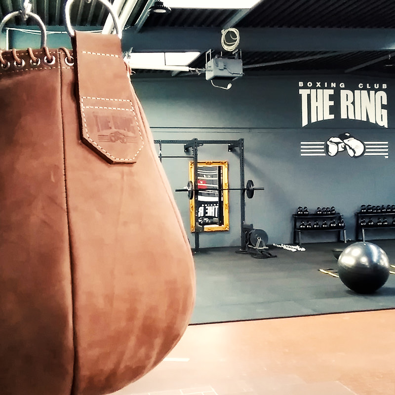 The Ring Boxclub Boxring Boxtraining München Punching Ball