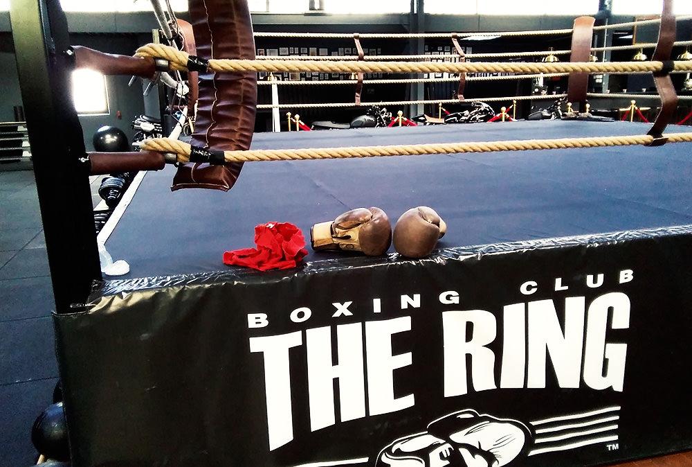 The Ring Boxclub Kursplan Fitnesskurs