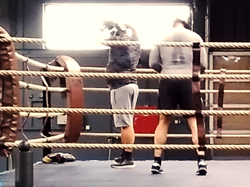 The Ring Boxclub Probetraining