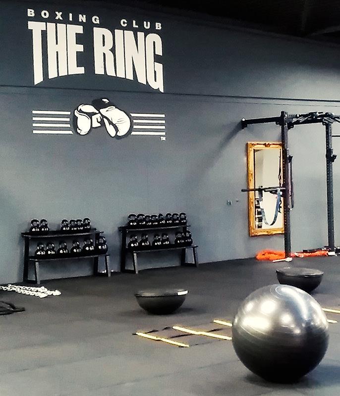 The Ring Boxclub – Zugeschnittenes Training