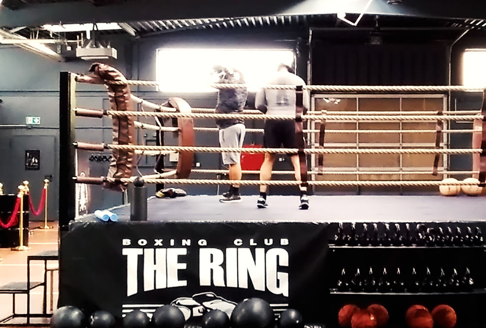 The Ring Boxclub – Probetraining Boxen und Fitness